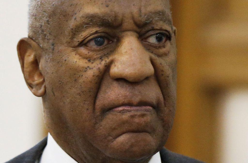 Bill Cosby wird vorgeworfen, Frauen sexuell missbraucht zu haben. Foto: AP