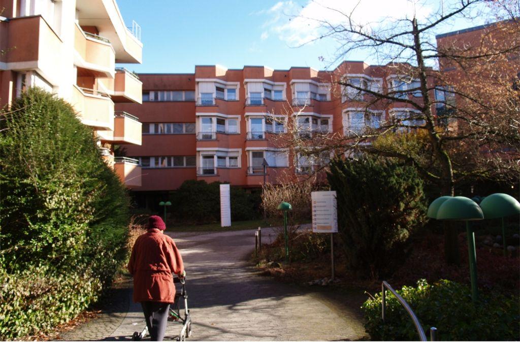 Im neuen Quartier rund um das Hans-Rehn-Stift sollen künftig sowohl ältere als auch jüngere Menschen leben. Zudem wird das betreute Wohnen ausgebaut. Foto: Archiv Rüdiger Ott