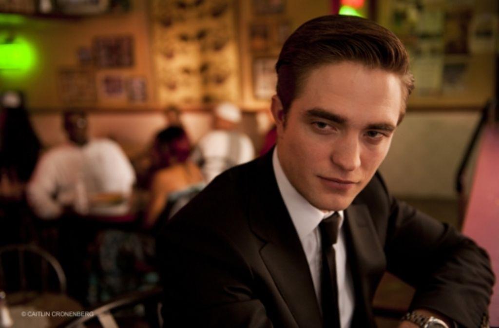 Robert Pattinson in der Don DeLillo-Verfilmung Foto: Falcom Media