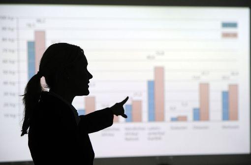 Frauenanteil in Führungspositionen leicht gestiegen