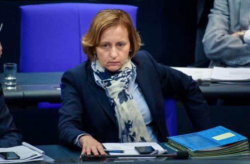 Beatrix von Storch soll auf Mandat verzichten