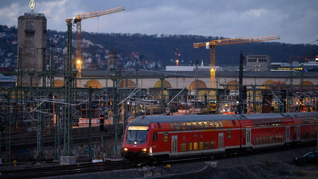 Enttäuschende Noten für den Stuttgarter Hauptbahnhof