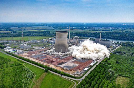 Noch 30 Jahre  Atomstandort