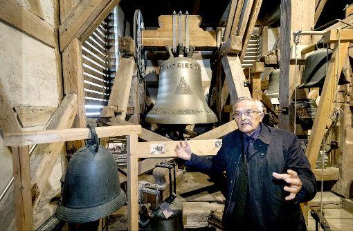 Glocken sind seine Leidenschaft