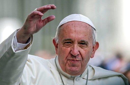 Franziskus fordert Hilfe für Flüchtlinge
