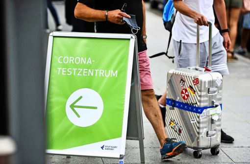 Verpflichtende Tests für Reiserückkehrer angelaufen