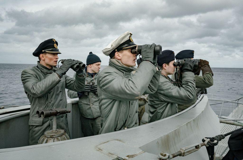 """Die erste Staffel von """"Das Boot"""" erhielt mehrere Auszeichnungen. Foto: Nik Konietzny/Sky/dpa"""