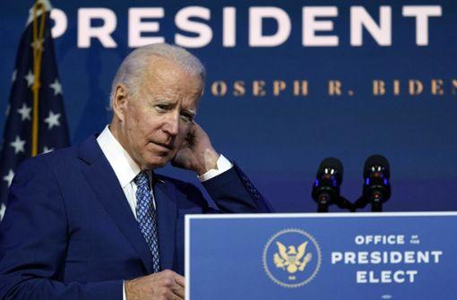 Joe Biden hat einen Favoriten für den Posten des US-Außenministers