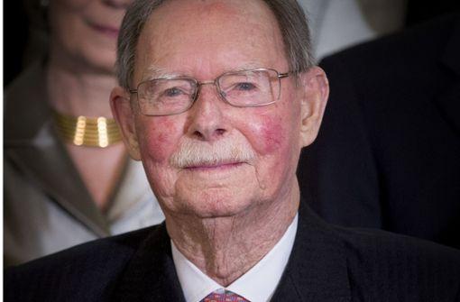 Alt-Großherzog Jean ist tot