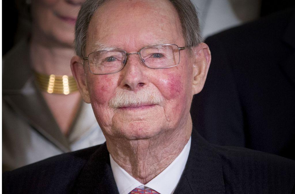 Alt-Großherzog Jean von Luxemburg ist im Alter von 98 Jahren gestorben. Foto: Monarchy Press Europe