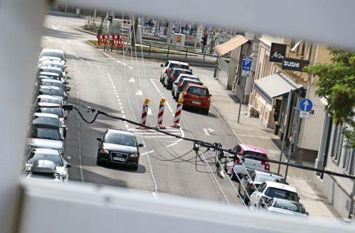 Wilhelmstraße: Autofahrer aufgepasst