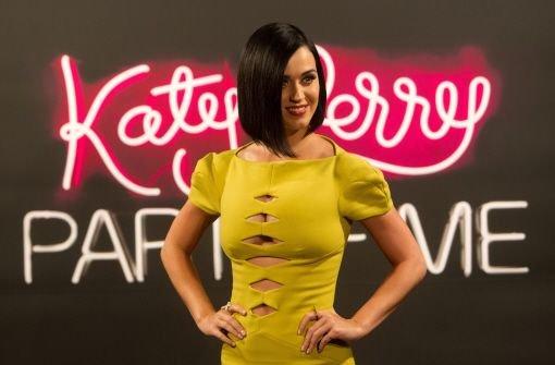 Katy Perry sahnt Publikumspreise ab