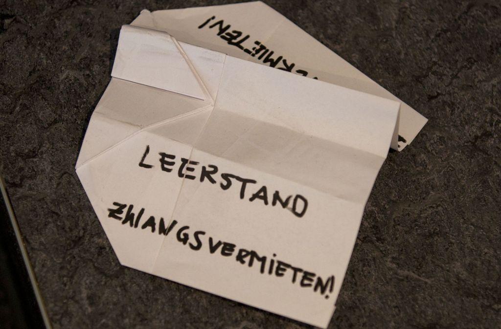 Einer der Streitpunkte: Müsste die Stadt gegen Leerstand viel entschlossener vorgehen? Foto: Lichtgut/Leif  Piechowski
