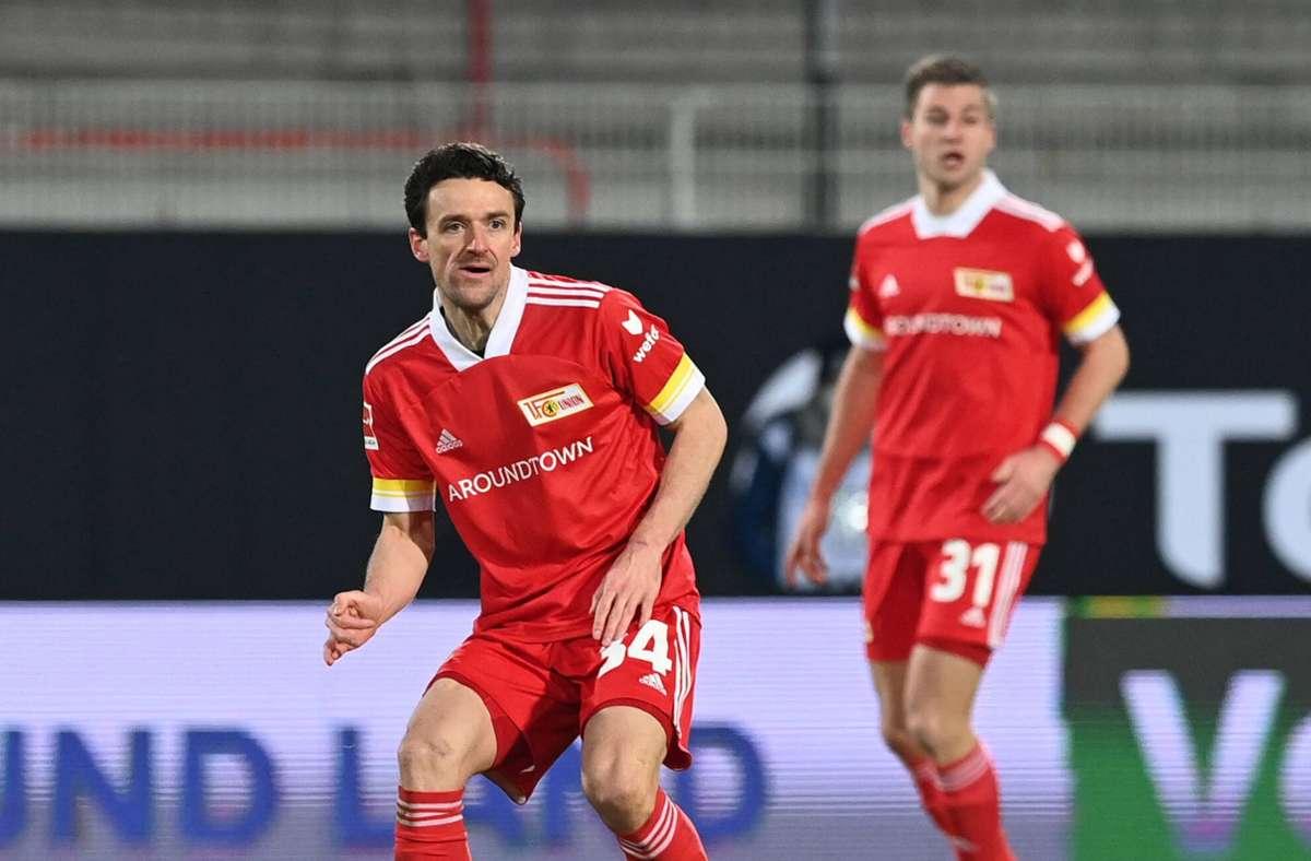 Der zweimalige deutsche Meister spielt seit Sommer 2019 für die Berliner. Foto: imago images/Matthias Koch/Matthias Koch