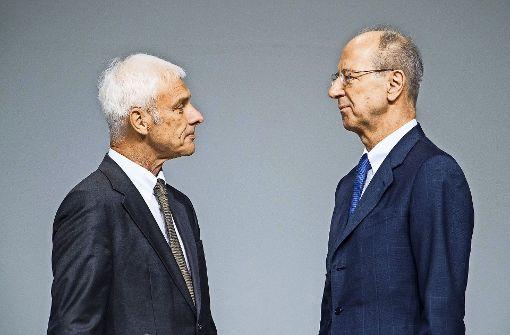 VW-Aktionäre rügen Geheimniskrämerei