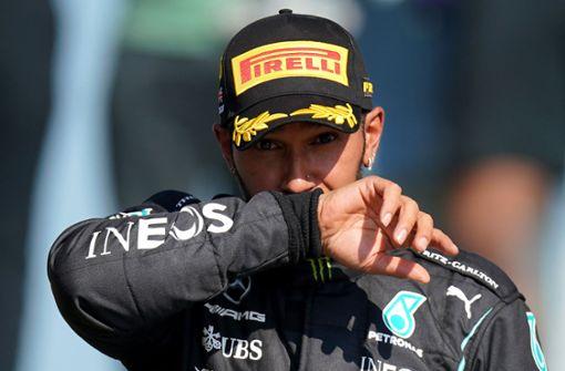 Hamilton nach Verstappen-Crash rassistisch beleidigt