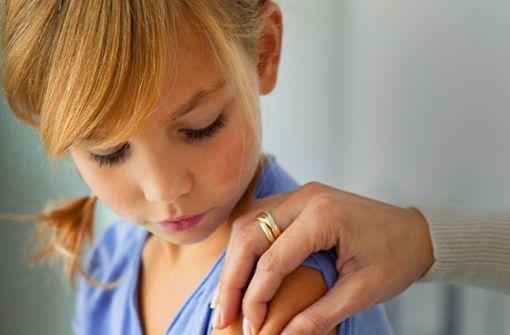 Wie sinnvoll  ist die Impfung für die Kleinen?