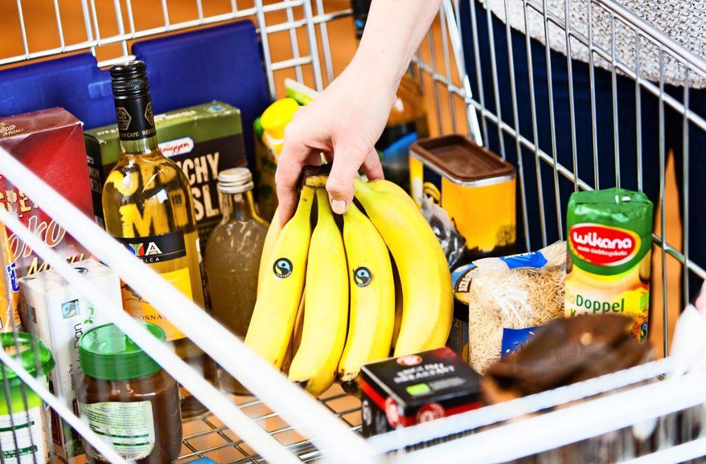 Als Fairtrade-Stadt setzt sich Heimsheim seit fünf Jahren für fairen Handel ein. Foto: Fairtrade Deutschland/Jakub Kaliszewski