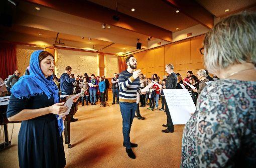 Orientalische Klänge im Gottesdienst