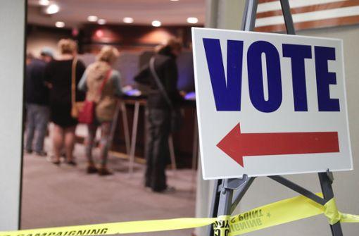 So laufen die Schicksalswahlen am 6. November