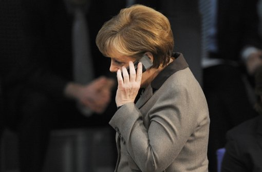 Kanzlerin Merkel wurde von der NSA deutlich engmaschiger abgehört, als bisher angenommen. Foto: dpa