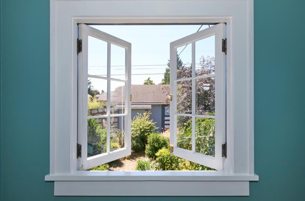 Reißen Sie die Fenster ganz auf. Foto: Artazum / shutterstock.com
