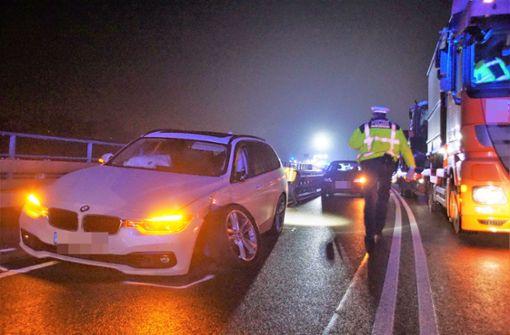 BMW-Fahrer kollidiert mit BMW-Fahrer