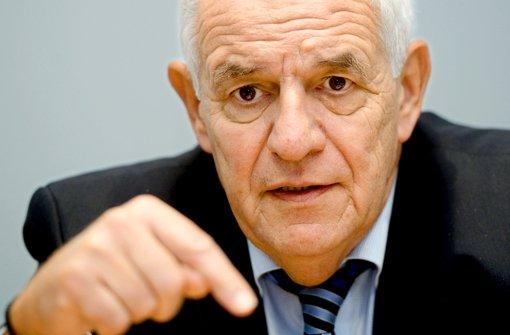 CDU berät über Stickelberger