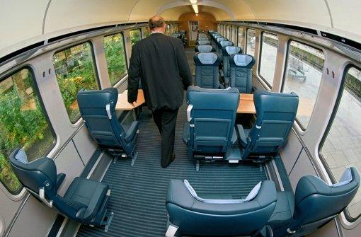 Alte  Intercity-Züge sollen schöner werden