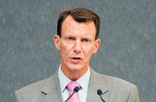 Dänischer Prinz Joachim erholt sich nach Operation