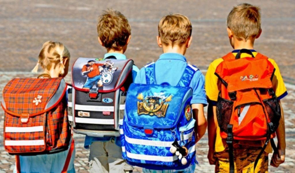 In Deutschland ist im weltweiten Vergleich die Lust auf Schule  eher gering. Foto: dpa