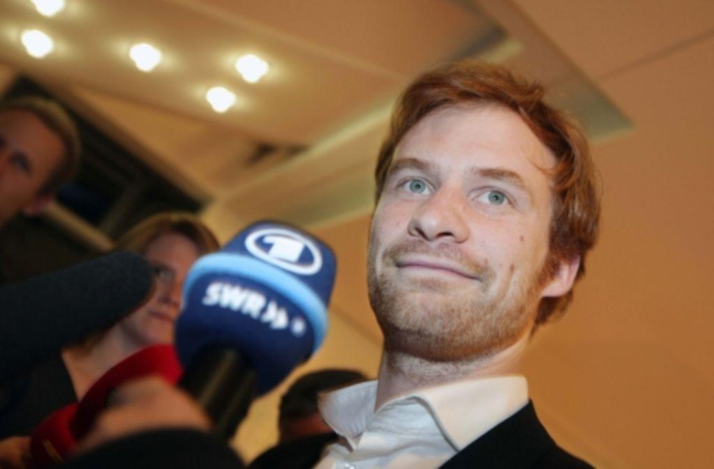 Hannes Rockenbauch wird am 21. Oktober nicht mehr zu Wahl stehen. Foto: Horst Rudel