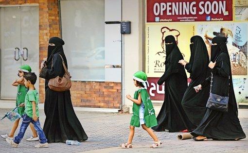 kvinders vilkaar i saudi arabien