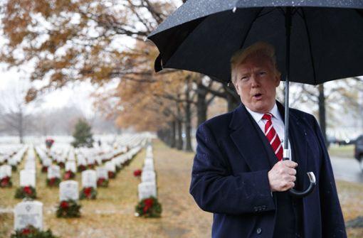 Trump-Regierung droht der Shutdown