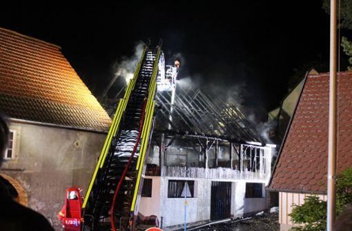 Feuerwehrmann soll seit 2019 etliche Brände gelegt haben