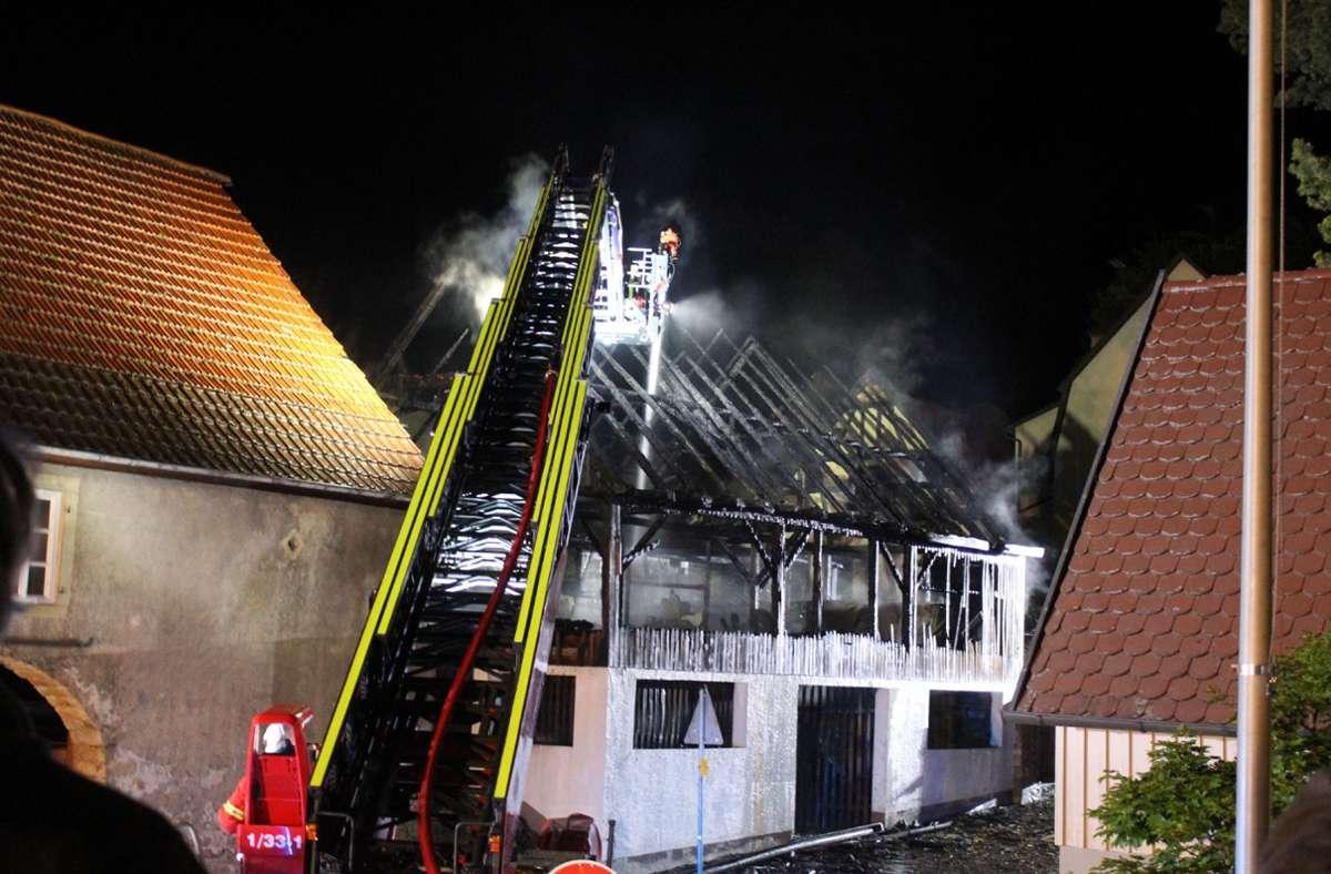 Der 31-Jährige soll für mehrere Brände verantwortlich sein. (Archivbild) Foto: SDMG/Schulz