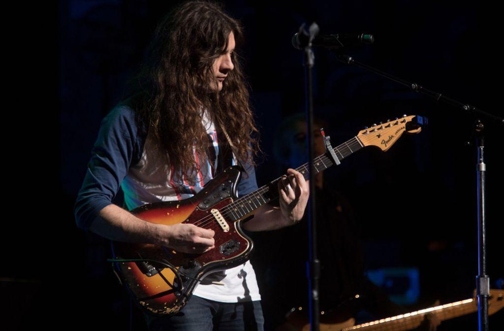 Kurt Vile, hier bei einem Konzert in New York Foto: AFP