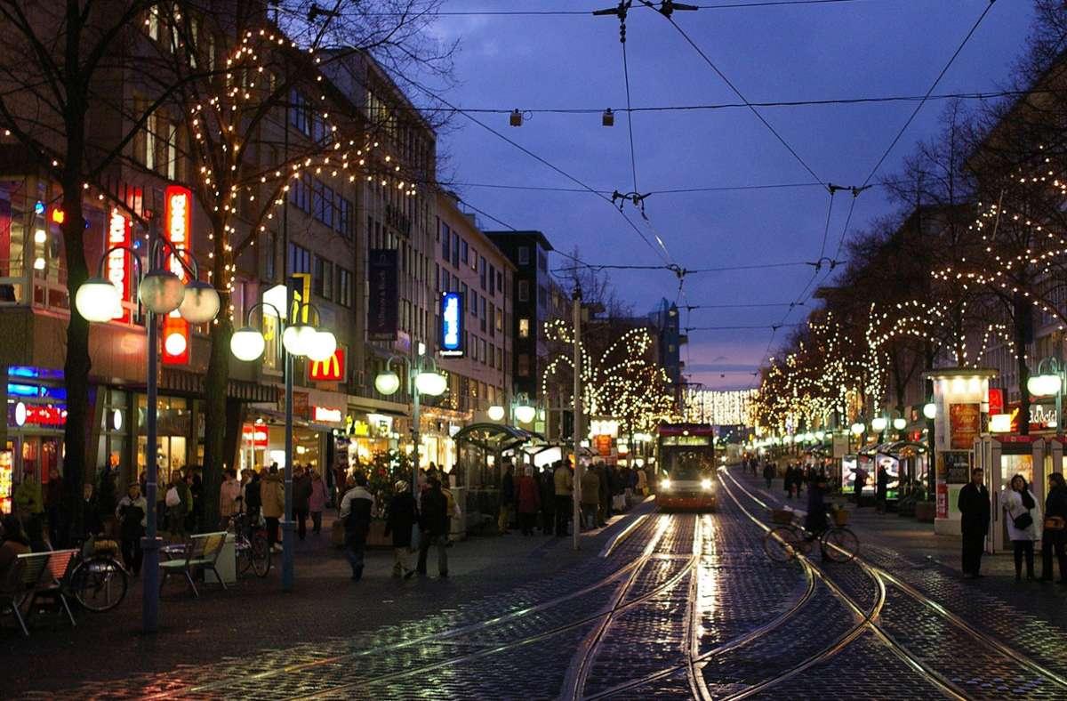 Die nächtliche Ausgangssperre in Mannheim soll zumindest bis zum 14. Dezember gelten (Archivbild). Foto: imago images / Panthermedia/hermann