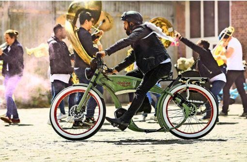 Das Erfolgsmodell E-Bike