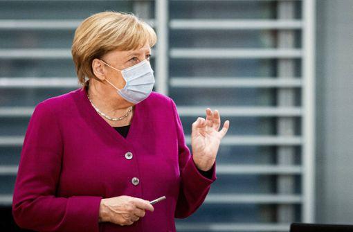 Wie die Einigung mit Angela Merkel zustande kam