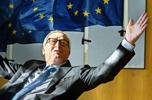 """""""Europäer lieben sich nicht mehr genug"""""""