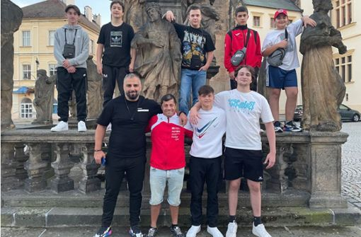 Unter  Männern in der Oberliga
