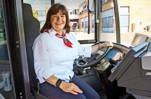 Erstmals Busfahrerin ausgezeichnet