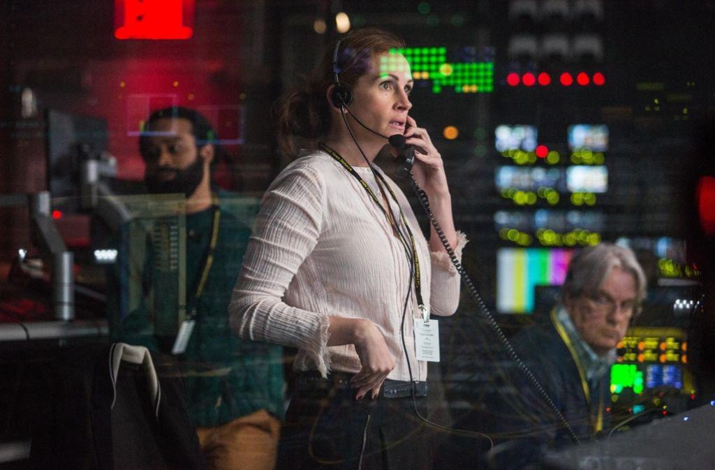 """Julia Roberts in Jodie Fosters neuem Finanzthriller """"Money Monster"""" Foto: Festival"""
