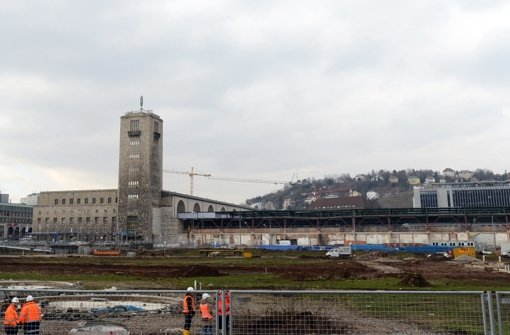 Stuttgart21: Bahn zieht Sprechklausel