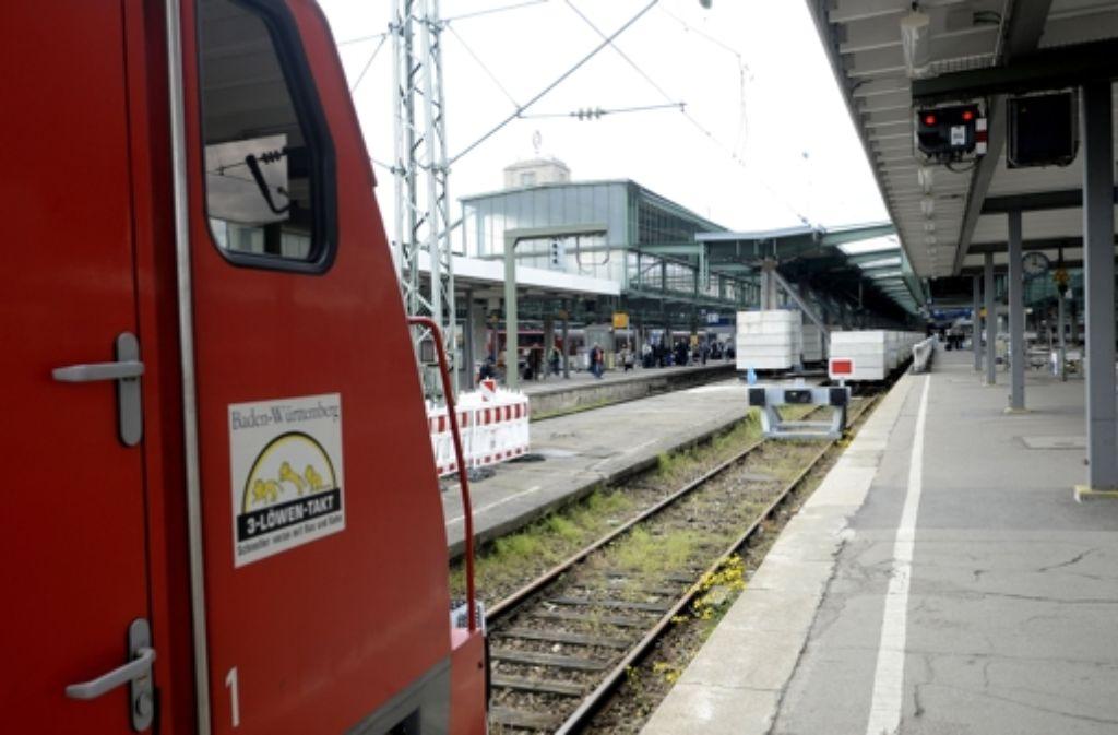 Für den Umbau des Stuttgarter Hauptbahnhofes ist künftig eine Projektgesellschaft zuständig. Foto: dpa
