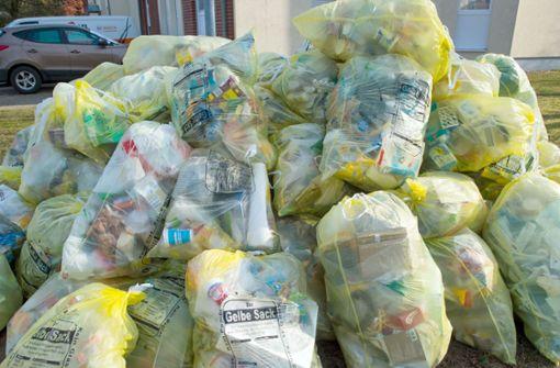 Millionen Euro für den Müll