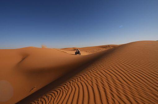 Die besten Fotos der  Rallye Dakar