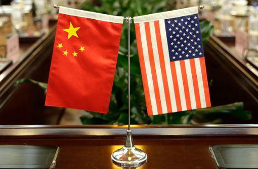 China gratuliert Joe Biden zum Sieg