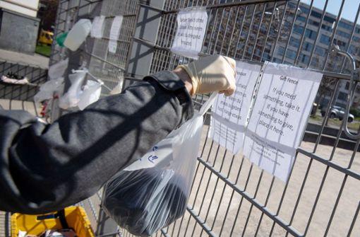 Stuttgarts Sozialbürgermeisterin kritisiert Gabenzäune für Obdachlose
